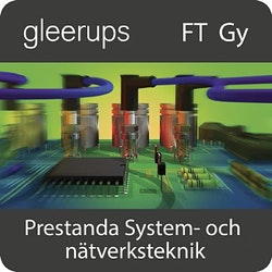 Prestanda System-o nätverksteknik, digital, lärarlic, 18 mån