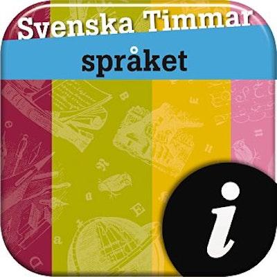 Svenska Timmar språket, digital, elevlic. 12 mån
