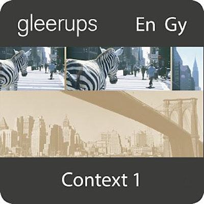 Context 1, digital, lärarlic. 12 mån