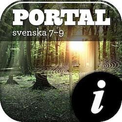 Portal Interaktiv elevbok 36 mån