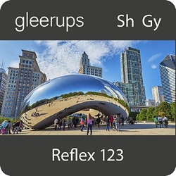 Reflex 123, digital, lärarlic, 12 mån