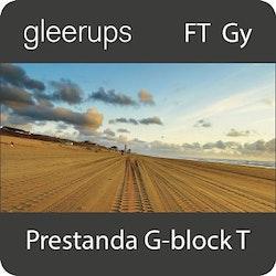 Prestanda G-block T, digital, elevlic, 18 mån