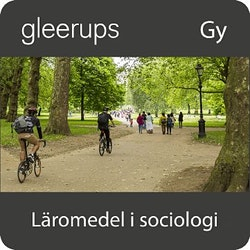 Läromedel i sociologi, digital, lärarlic, 12 mån