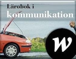 Lärobok i kommunikation Lärarwebb Individlicens 12 mån