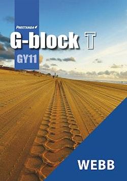 Prestanda G-block, lärarwebb, individlicens 18 mån : Facit för G-Block T