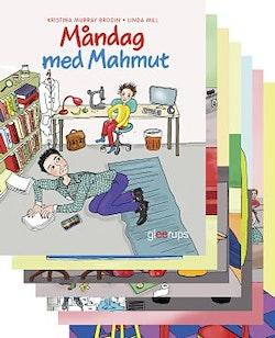 Småböcker Veckodagarna mån-sön (7 böcker)