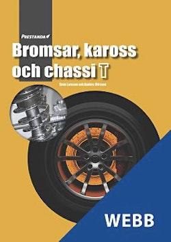 FT-Test Bromsar, kaross och chassi, webb, lärarlicens 18 mån