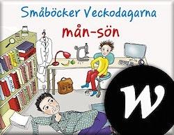 Småböcker Veckodagarna Elevwebb