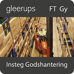 Insteg Godshantering, digital, lärarlicens 18 mån