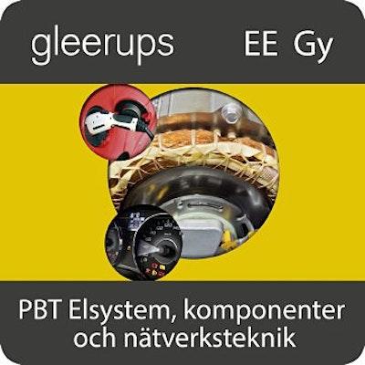 PbT Elsystem, komponenter o nätverkstekn Interak lärarb 18m