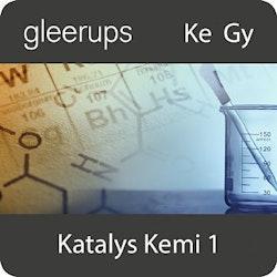 Katalys Kemi 1, digital, elevlicens 12 mån
