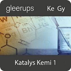 Katalys Kemi 1, digital, lärarlicens 12 mån