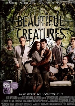 Beautiful Creatures - filmaffisch