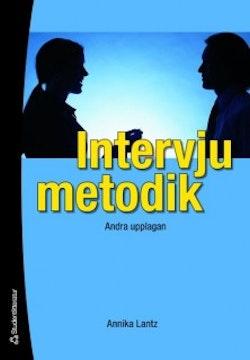 Intervjumetodik
