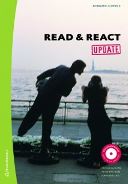Read & React. Update. Textbok, engelska A/steg 5