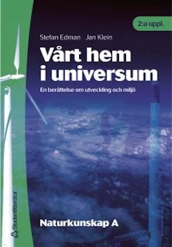 Vårt hem i universum - En berättelse om utveckling och miljö