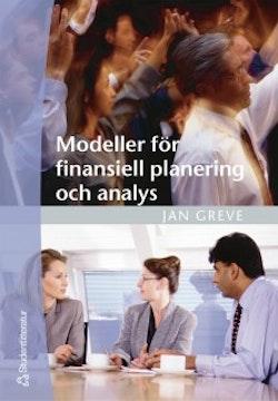 Modeller för finansiell planering och analys