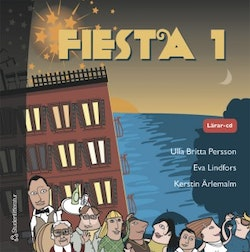 Fiesta 1 Audio-cd : Spanska 1