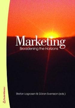 Marketing : broadening the horizons