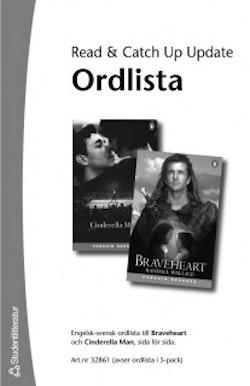 Read & Catch Up Update Ordlista (5-pack)