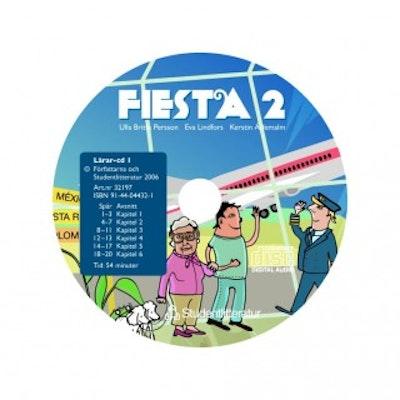 Fiesta 2 Audio-cd