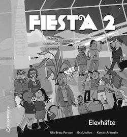 Fiesta 2 Elevhäfte (10-pack)
