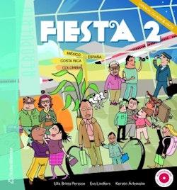 Fiesta 2 : lärobok, cd-rom, häfte