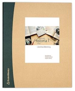 Mittpunkt Historia 1 50p Lärarpaket - Digitalt + Tryckt