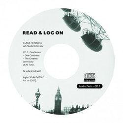 Read & Log on Audio-cd
