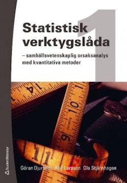 Statistisk verktygslåda 1 : samhällsvetenskaplig orsaksanalys med kvantitativa metoder