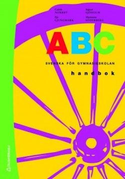 ABC Handboken - Svenska för gymnasieskolan