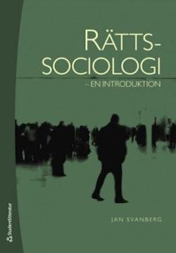 Rättssociologi : en introduktion