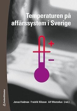 Temperaturen på affärssystem i Sverige