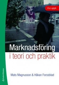 Marknadsföring i teori och praktik