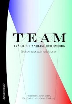 Team i vård, behandling och omsorg : erfarenheter och reflektioner