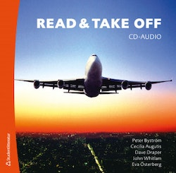 Read & Take Off Audio-cd