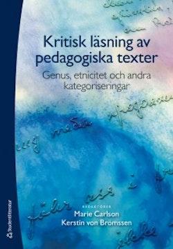 Kritisk läsning av pedagogiska texter : genus, etnicitiet och andra kategoriseringar