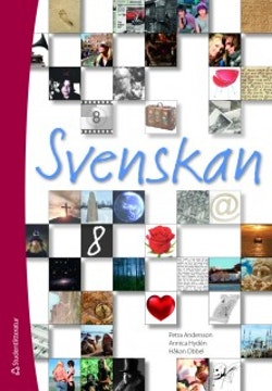 Svenskan 8 - elevbok