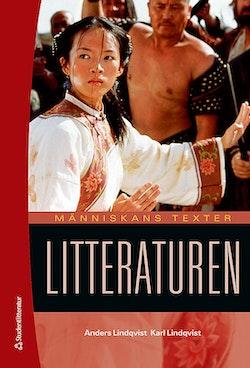 Människans texter : litteraturen (med webbdel)
