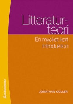 Litteraturteori : en mycket kort introduktion