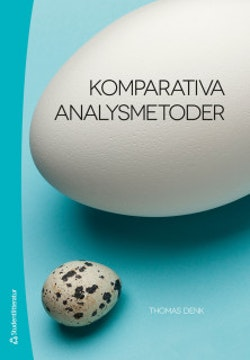 Komparativa analysmetoder
