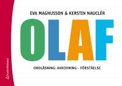 OLAF testbok + blanketter