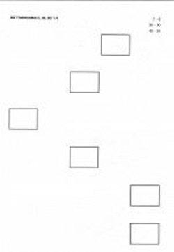 SL60 rättningsmallar
