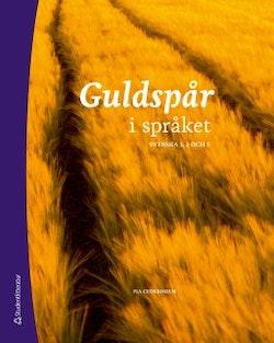 Guldspår i språket - Elevpaket (Bok + digital produkt)