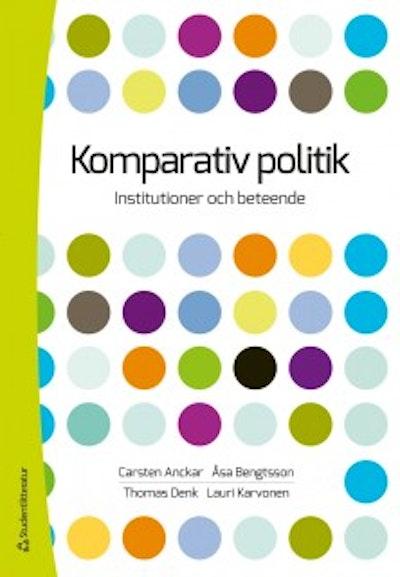 Komparativ politik - Institutioner och beteende