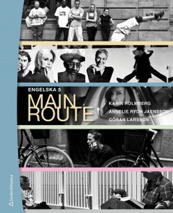 Main Route Elevpaket - Digitalt + Tryckt