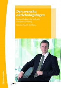 Den svenska aktiebolagslagen : en introduktion för små och medelstora företag