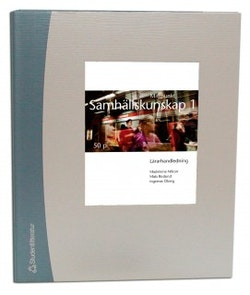 Mittpunkt Samhällskunskap 1 Lärarpaket - Digitalt + Tryckt