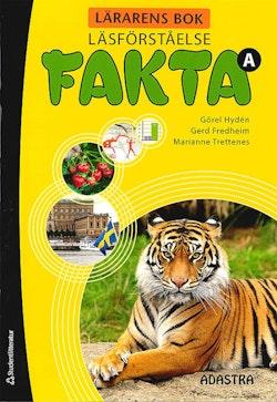 Läsförståelse Fakta A Lärarens bok