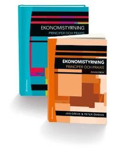 Ekonomistyrning - paket : Faktabok och övningsbok
